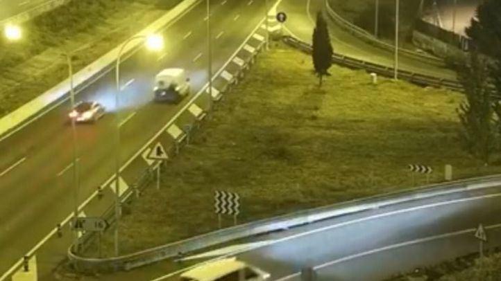 Muere atropellado tras viajar de polizón en una furgoneta