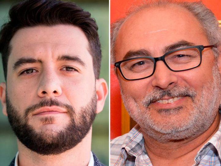 César Zafra (Cs) y Alejandro Sánchez (Podemos) se citan en Com.Permiso