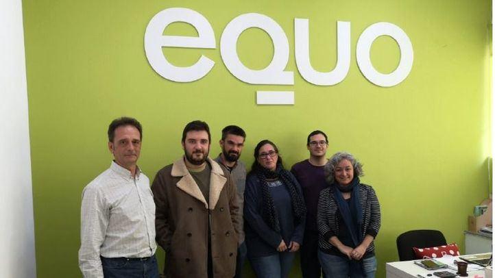 Equo e IU concurren juntos a las elecciones locales y regionales en Madrid
