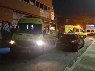 Accidente mortal en Fuenlabrada.