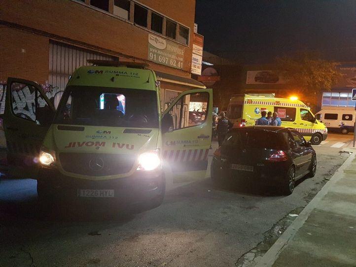 Fallece un motorista en un choque en Fuenlabrada