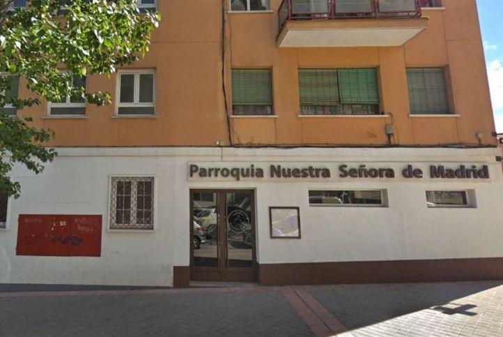 Profanan una iglesia en Castellana y roban un copón