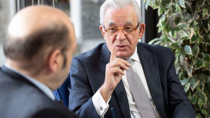 Jesús Sánchez Martos, presidente de la Fundación madrid+d, ha hecho balance de la XVIII Semana de la Ciencia y la Innovación de Madrid con la vista puesta ya en la próxima edición.