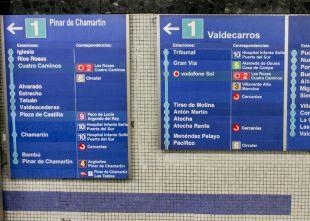 Restablecido el servicio entre las estaciones de Chamartín y Tetuán