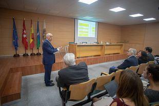 Arturo Rodríguez Anadón Navarro, presidente de la Real Academia de Ciencias Veterinarias de España.