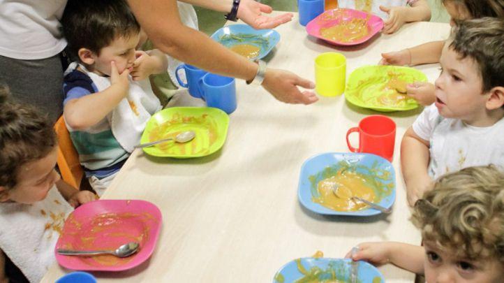 Avances para la gratuidad de las escuelas infantiles municipales