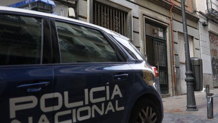 La Policía Nacional desmanteló este miércoles el narcopiso de la calle Tesoro.