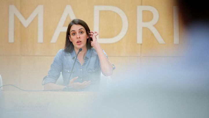 Rita Maestre cree que aún es posible encauzar la situación que vive Podemos Madrid.
