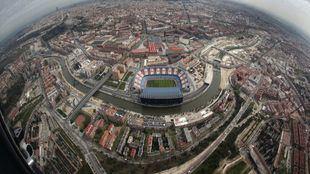El derribo del Calderón, previsto para enero