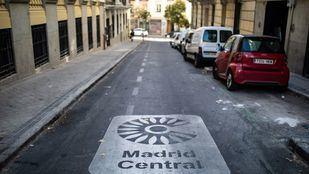 El Ayuntamiento ha arrancado una campaña de información sobre Madrid Central.