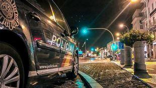 La Policía busca a tres hombres por