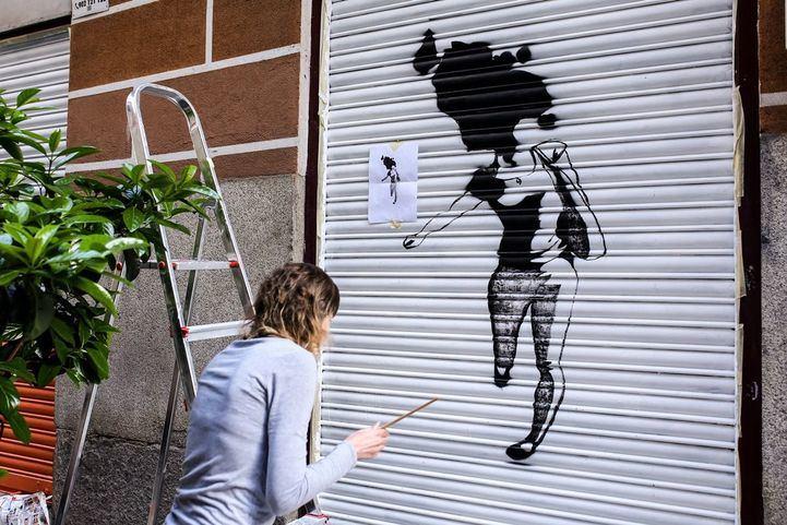 De local a foco de arte: cultura a pie de calle y 'tirada' de precio
