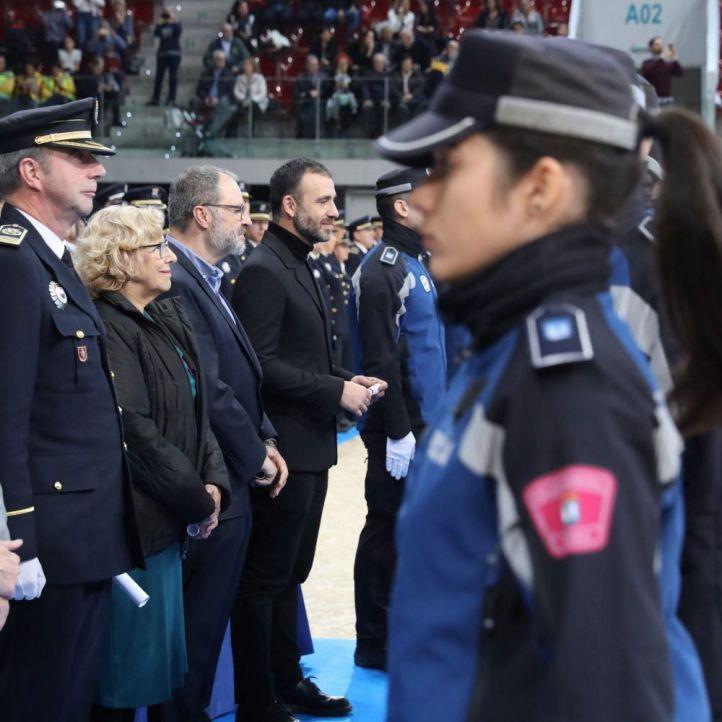 El Ayuntamiento cita a la Policía en Cibeles