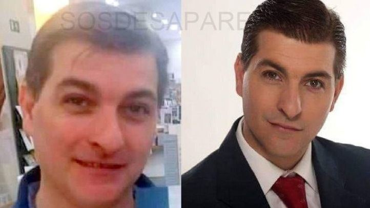 César Román, desaparecido desde agosto.
