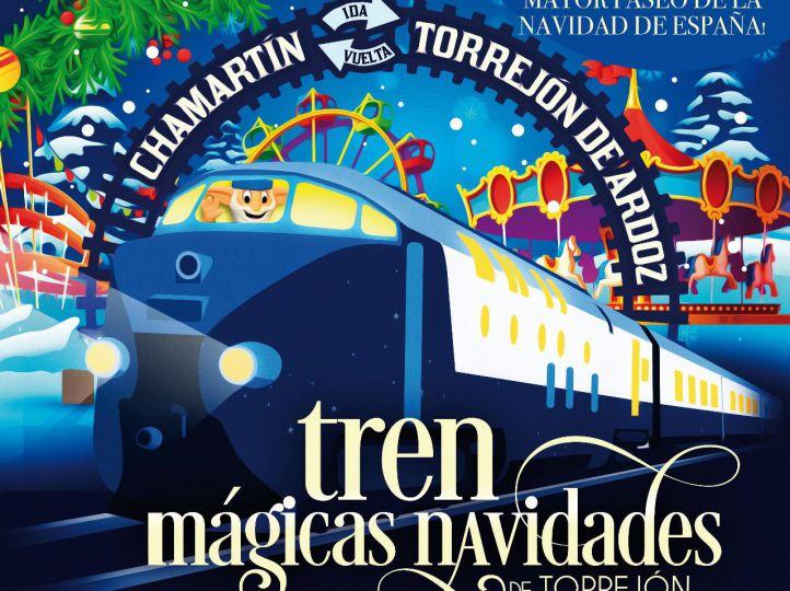Un viaje al pasado entre Chamartín y Torrejón