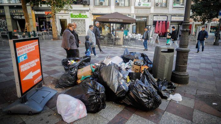 No hay acuerdo: el lunes comienza la huelga de basuras