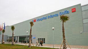 Hospital Infanta Sofía.