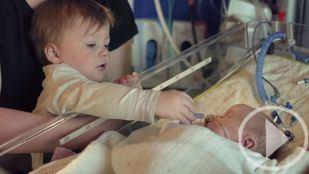 Los recién nacidos prematuros, esos 'Pequeños Luchadores'