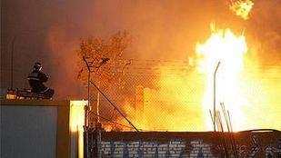 Medio millón de hogares, sin luz por un incendio
