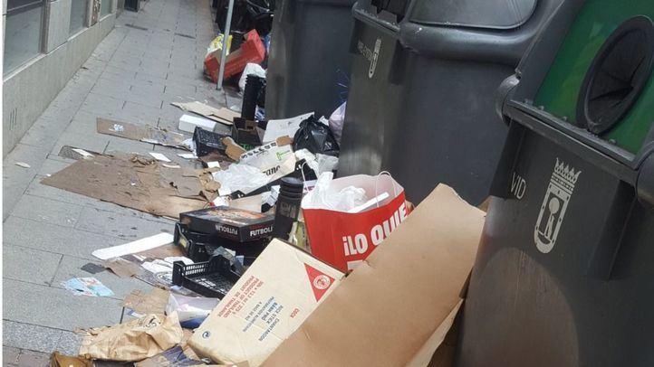 De no alcanzarse un acuerdo, la huelga de recogida de basuras comenzará este lunes a las 7:00.
