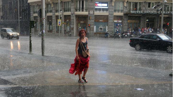 Madrid se prepara para evitar el colapso por la lluvia