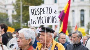 Manifestación republicana contra la 'Impunidad del franquismo'