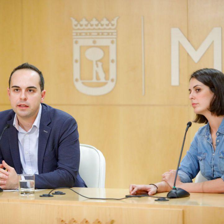 Las bases de Podemos piden retirar la sanción a los seis ediles del Ayuntamiento