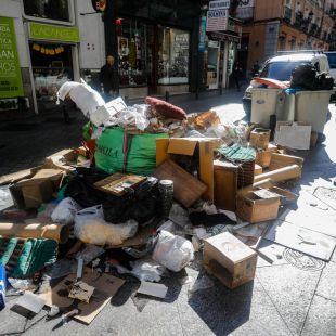 Desconvocada la huelga de basuras tras alcanzarse un acuerdo