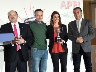 El golf y sus valores, presentes en los Premios de la APEI