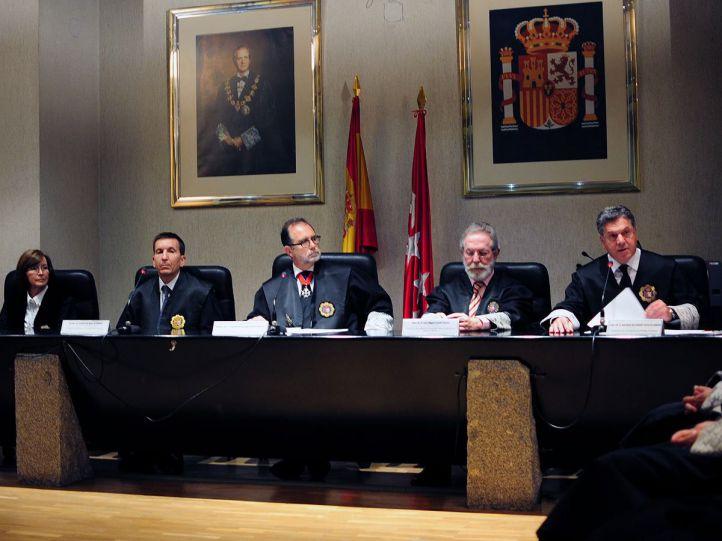 Los presidentes de los TSJ muestran su apoyo a la huelga de jueces y fiscales