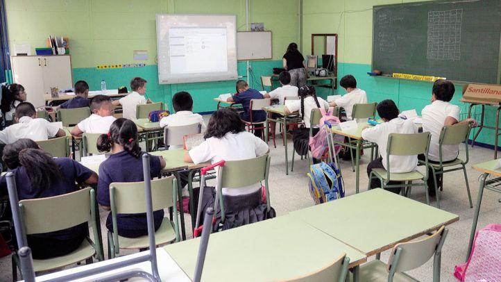 La Comunidad creará dos colegios en Alcorcón y Loeches