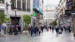 Con el fin de esta obra se descongestiona un poco el corazón de la ciudad donde todavía se realizan trabajos en la calle Montera (del Metro) y en el entorno de la plaza de Canalejas.
