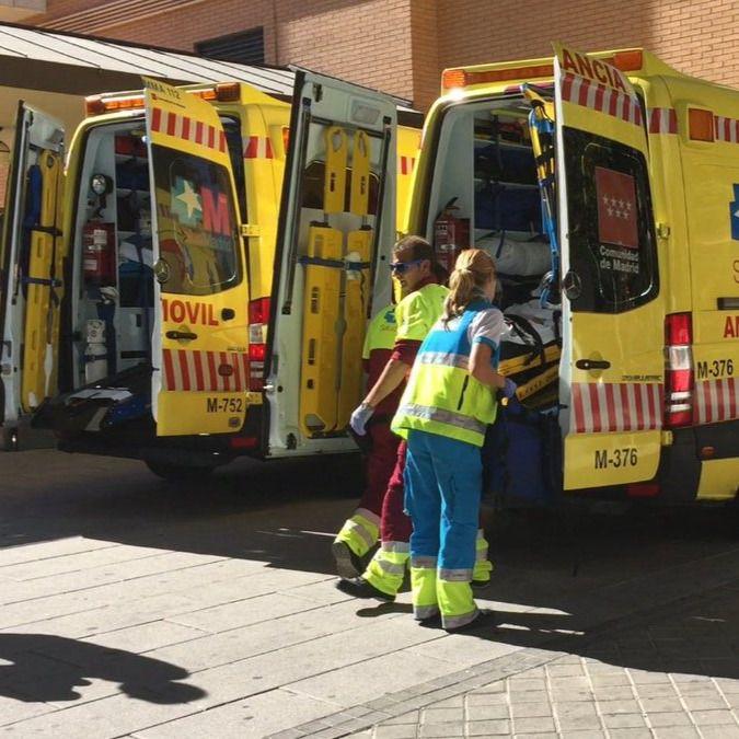 Muy grave una joven tras ser atropellada en Pezuelas de las Torres