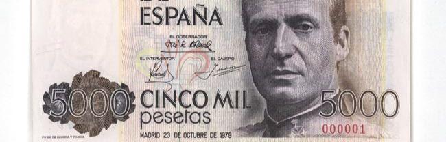 Las últimas pesetas, a imprenta