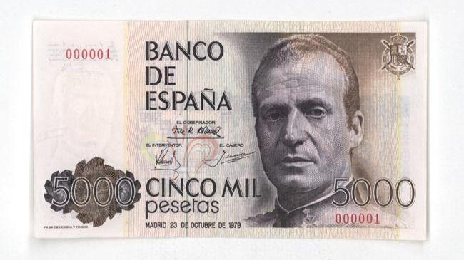 El 21 de noviembre del año 2000 se imprimieron los últimos billetes en pesetas para ir dando paso al euro.
