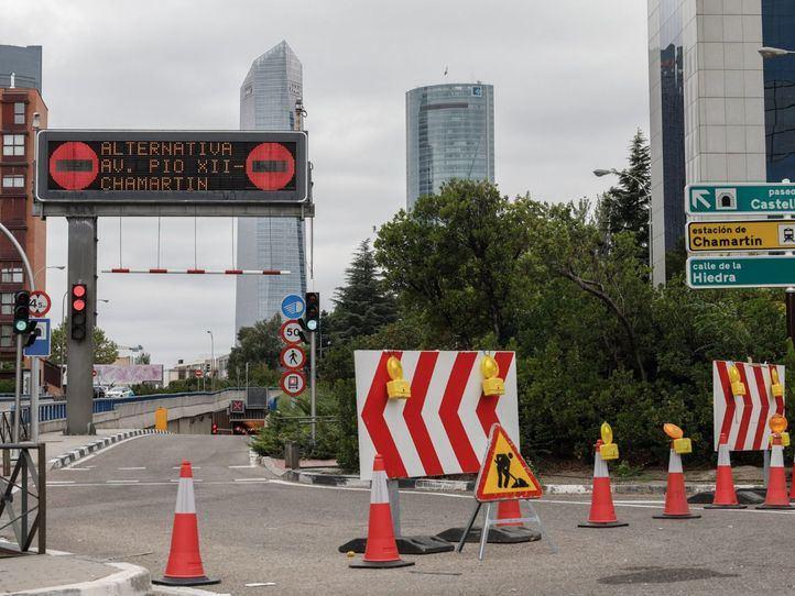 La gestión de los túneles, en manos del Ayuntamiento