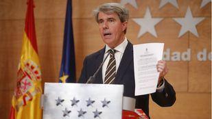 Garrido cumple su amenaza y lleva a los tribunales Madrid Central por 'anomalías'