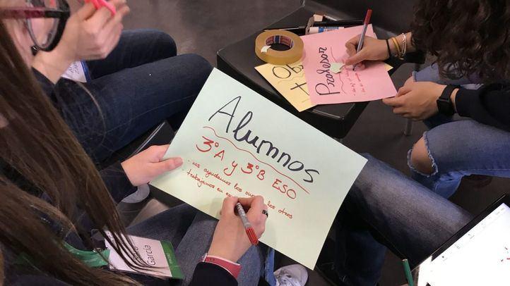 Alumnos y profesores llevan más de un año preparando el evento, que durará tres días.