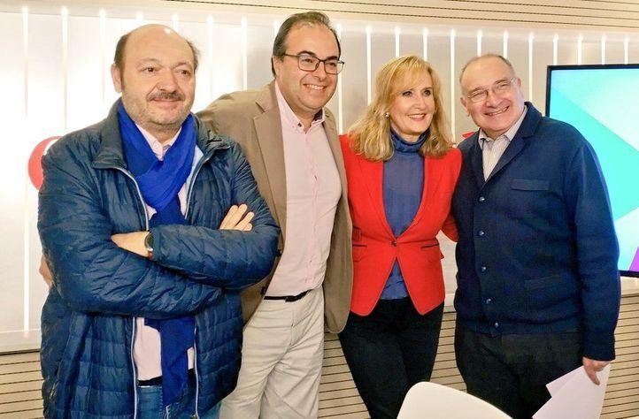 Lamento político a propósito de Rufián entre los alcaldes de Parla y Leganés
