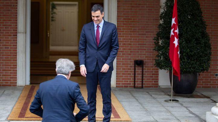 Garrido 'indulta' a Sánchez: no le llevará a los tribunales por el dinero de los menores no acompañados