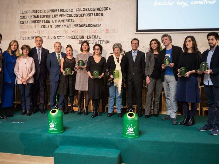 Manola Brunet y el periodismo medioambiental, protagonistas de los Premios Ecovidrio