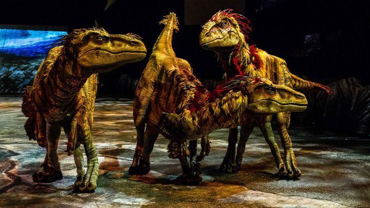 Dinosaurios, circo y otros planes para el 'finde'
