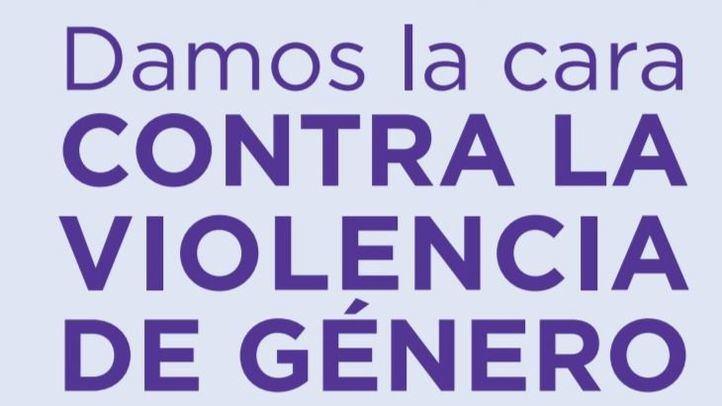 El Corte Inglés y sus empleados dan la cara en el Día Internacional contra la Violencia de Género