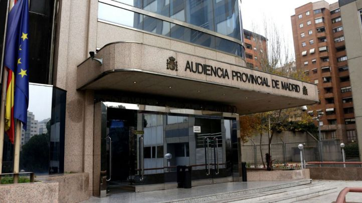 Audiencia Provincial de Madrid.