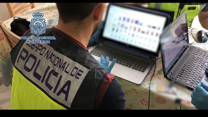 Una macro operación contra la pedofilia deja 79 detenidos en España y Perú