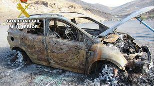 Detenido un hombre que incendió los coches de sus exparejas en Rivas y Gran Canaria