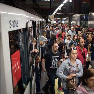 Metro de Madrid hace historia durante el Black Friday