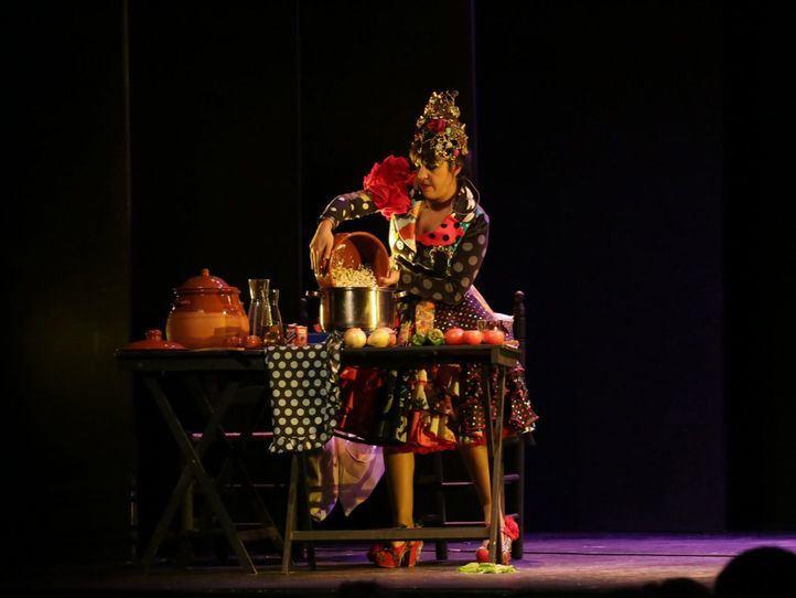 Domingos de teatro, vermut y potaje gitano en el Teatro Flamenco