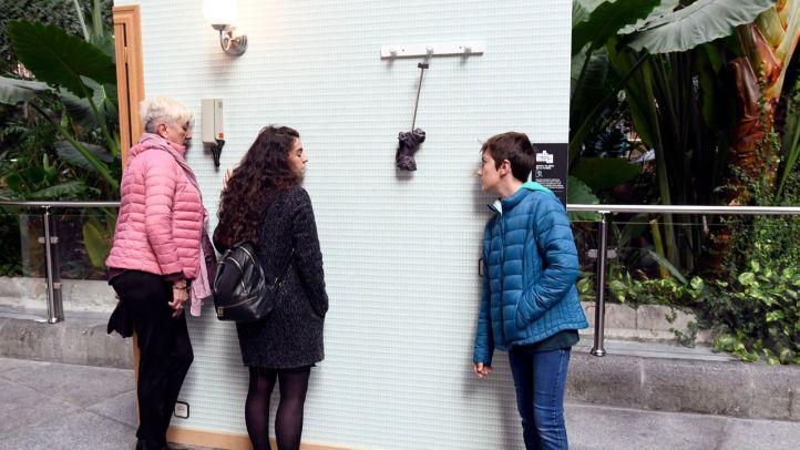 Las paredes de Atocha cuentan historias