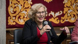 Carmena, abierta a presentarse a las elecciones como partido instrumental